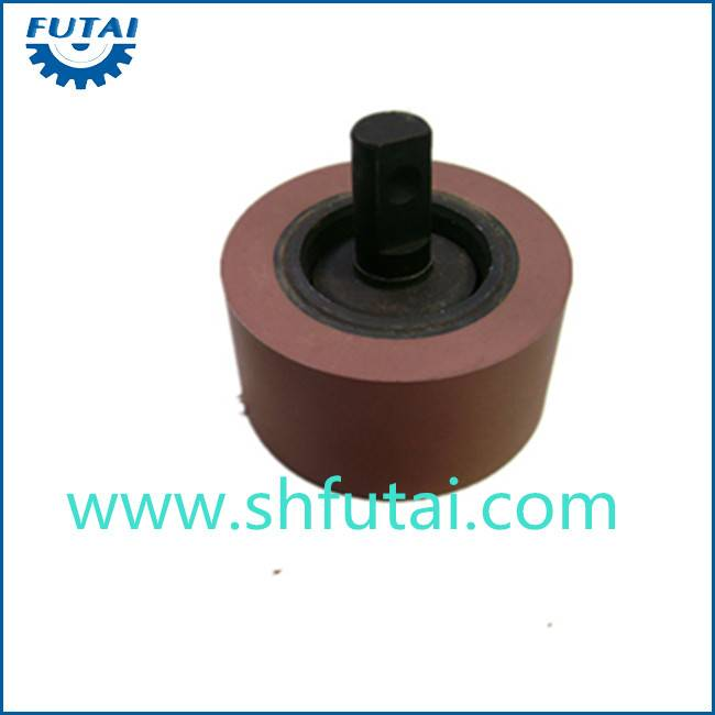 Texturing Spare pats Nip Roller with rubber