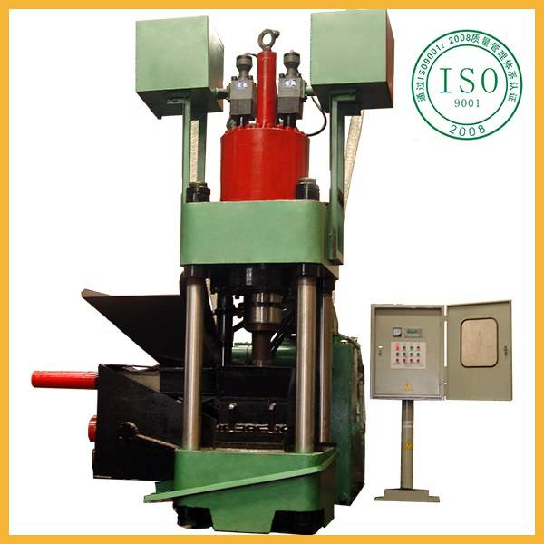 SBJ-6300 Scrap Metal Briquetting Machine