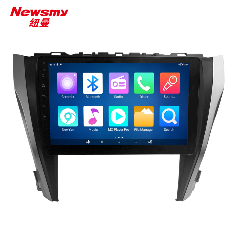 NM7114-H-H0 Toyota Camry 15-16 Newsmy CarPad4 head unit Android 5.0 with Newyan APP