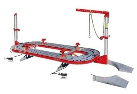 Auto Repair Frame Machine