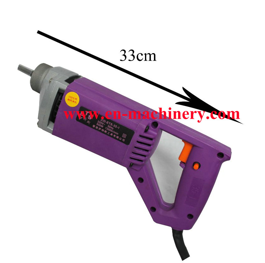 Handy Vibradores de hormigon oztec with shaft/ Concrete vibration motor 380V 220V