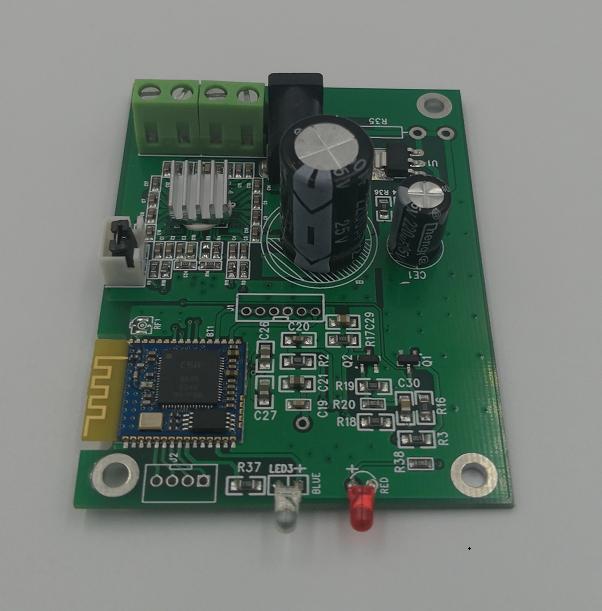 2x10W Bluetooth Audio Power Amplifier AMP Board