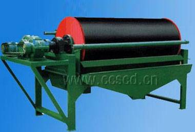 Series CTS/CTN/CTB Permanent-Magnetic Roller Separators