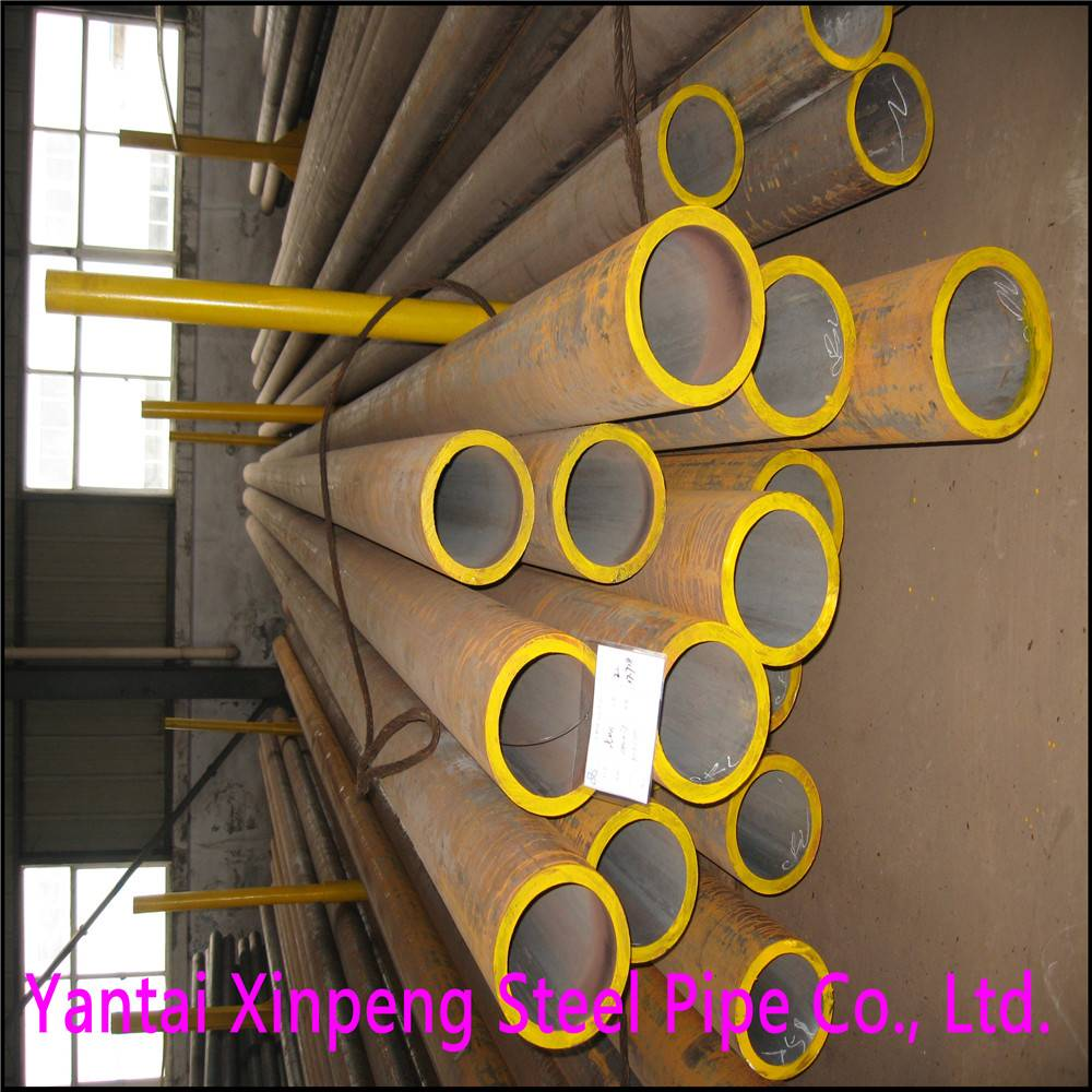 EN10305 hydraulic oil API 5L carbon seamless pipe