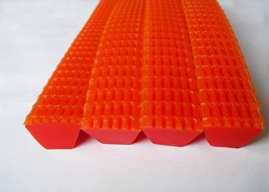 Polyurethane V-belt