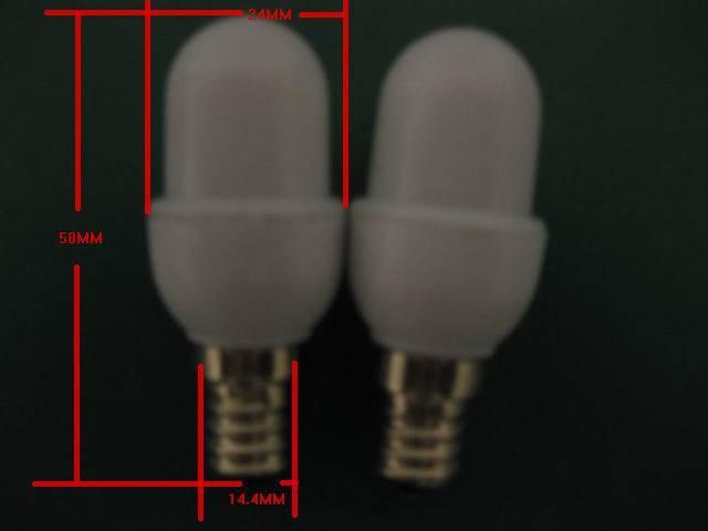 E12 LED Mini SMD bulbs
