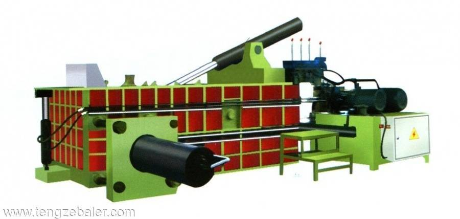 Metal Balers Machine/Automatic Metal Balers (Y81F-250B. KC)