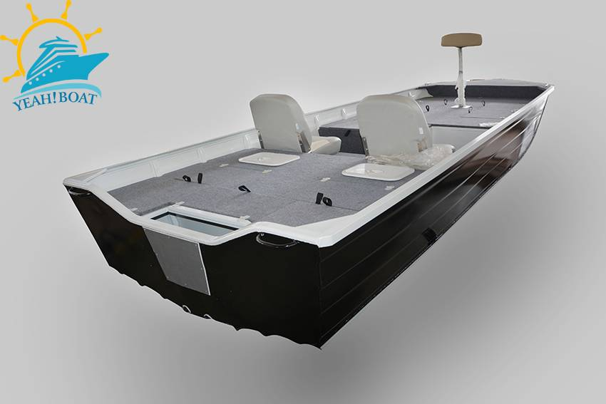 hot sale hunt CE certification aluminum bass boat