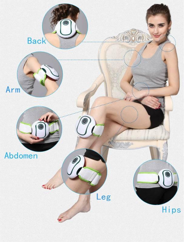 Infrared Mini Slimming Massage Belt/Electric Vibration Massage Belt