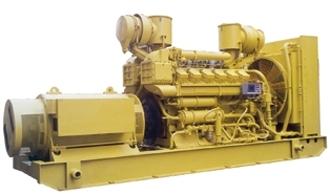 LPG / LNG / Gas / Diesel Engine Driven Generators of 0.45 - 1,600 KW's capacities