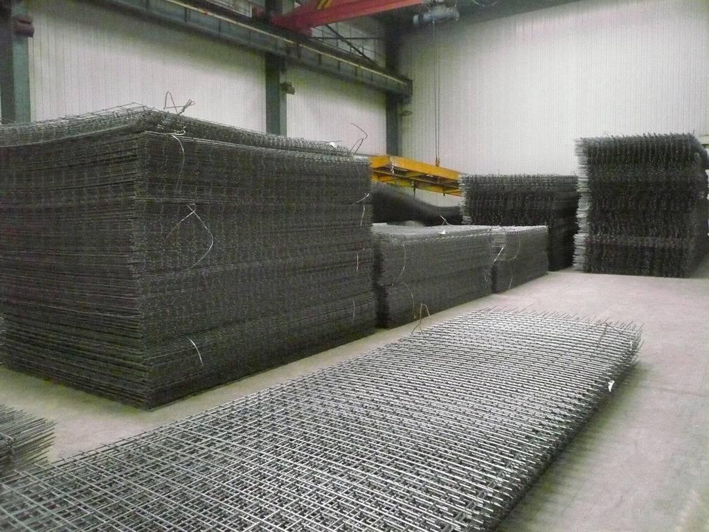 cold rolled deformed steel bar welding mesh