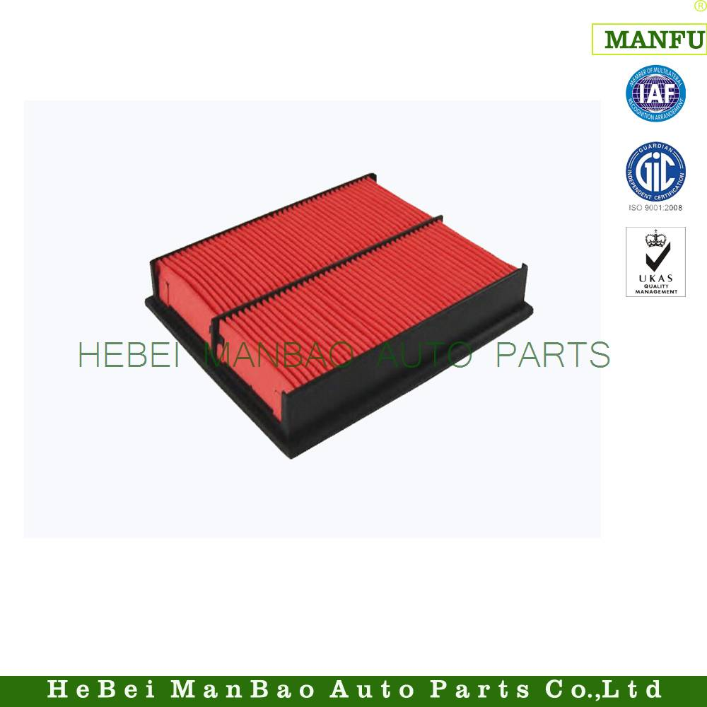 Customize Air Filter OE number (g60113z40 )for mazda
