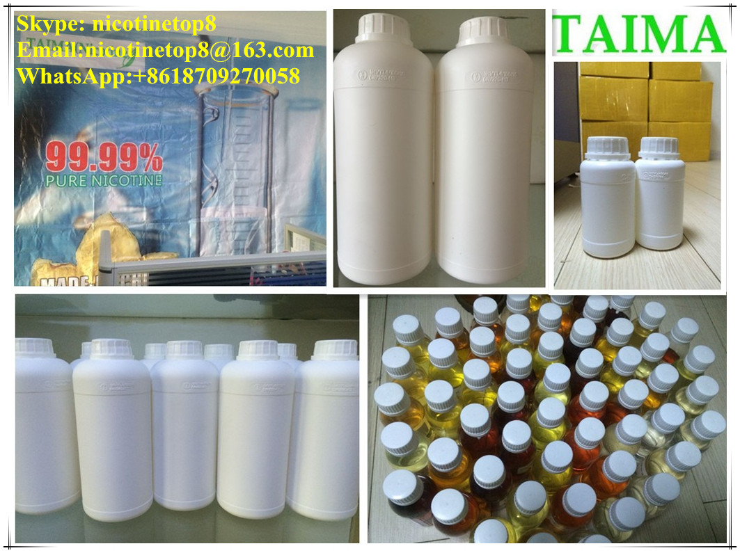 Xian taima pure nicotine and all kinds of flavors for E-liquid.