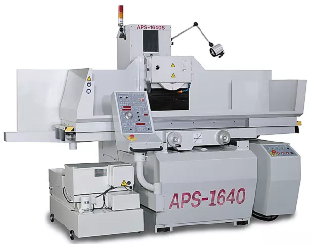 APS-1640S Full-auto surface grinding machine