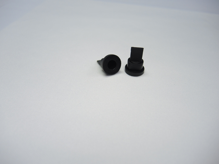 China manufacturer small silicone rubber one way valve