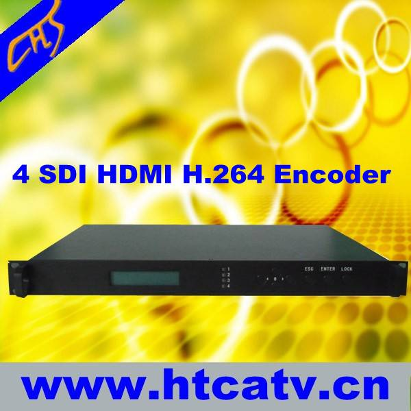 HDMI to IP encoder