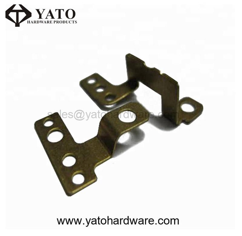 OEM Sheet Metal Stamping Steel Plate Customized