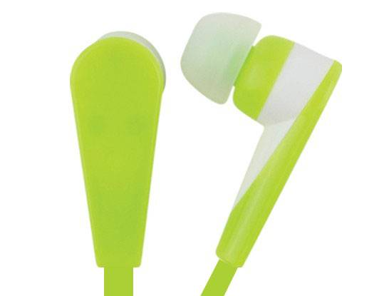 OEM custom made earphones for promotion