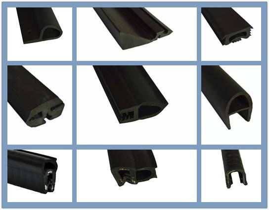 Industrial Electrical Cabinet Sealing Strips