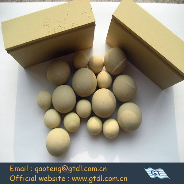70% 30mm propping agent abrasive aluminum ball