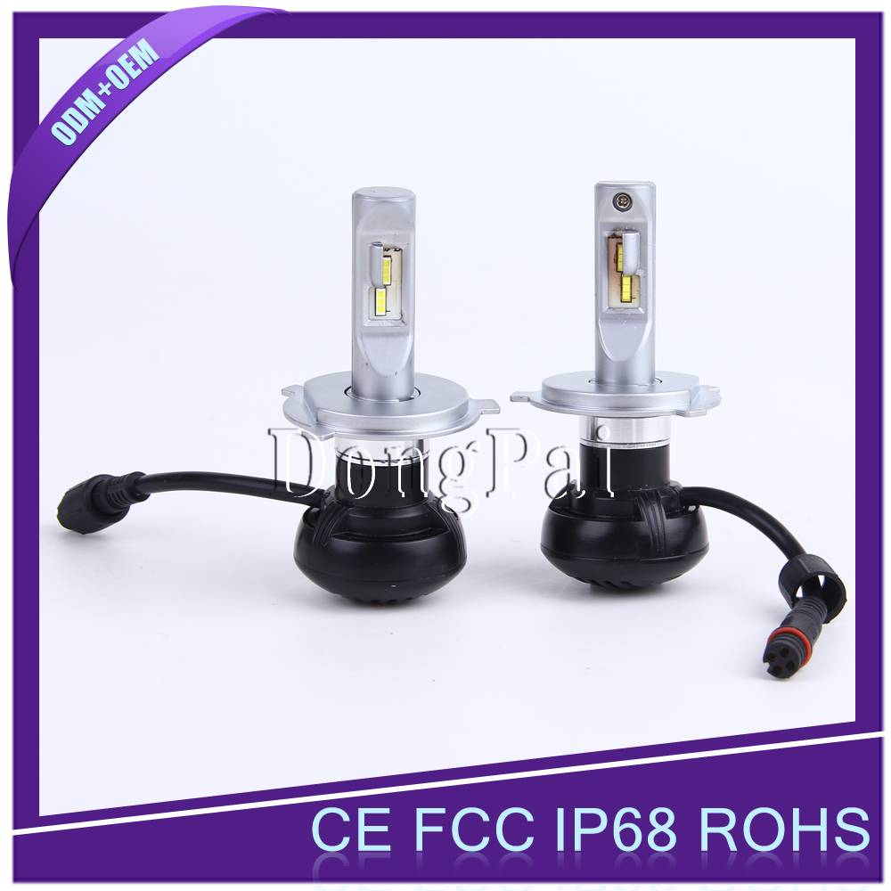 Car LED Light H4 40W