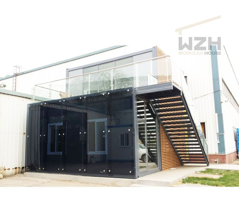 New Design Shipping Container Showroom