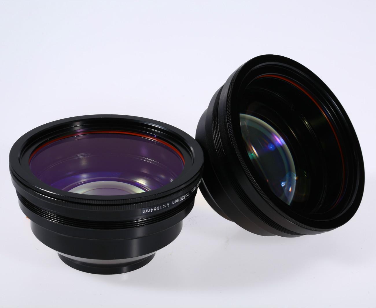 1064nm F-theta Scan Lens