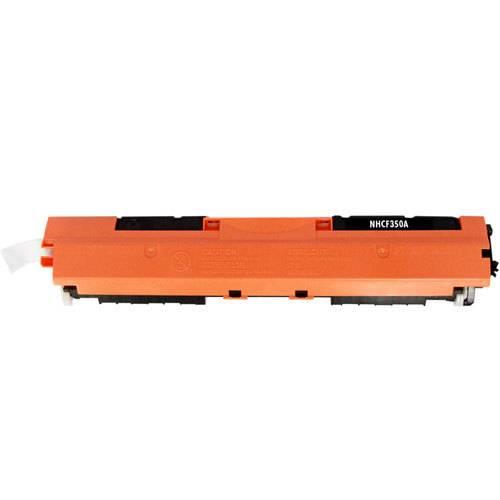 HP CF350A CF351A CF352A CF353A Black Compatible Laserjet Toner Cartridge (130A)