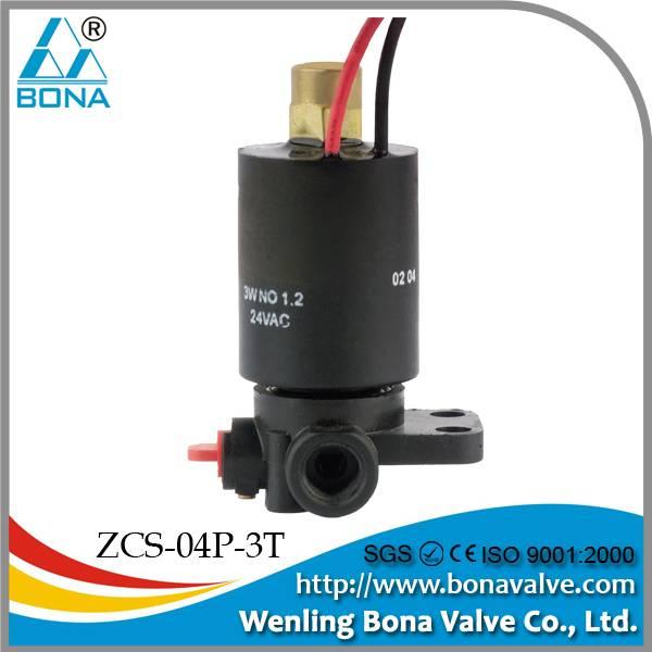 ZCS-04P-3T irrigation solenoid valve controller