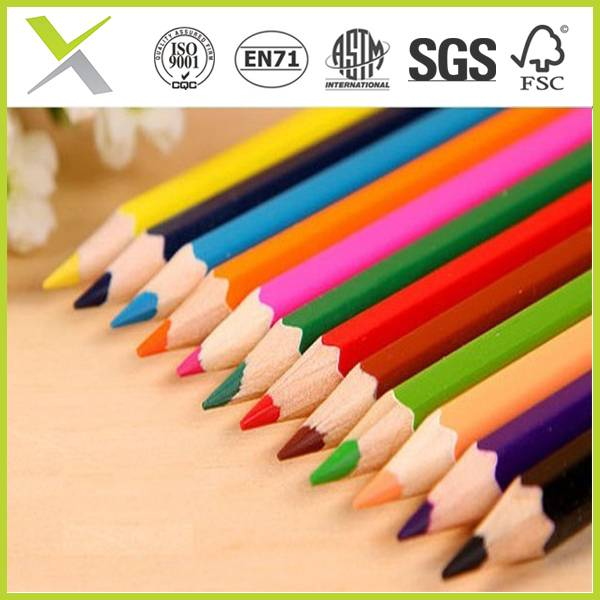 2016 hot sale colored pencils set with best service and high quality