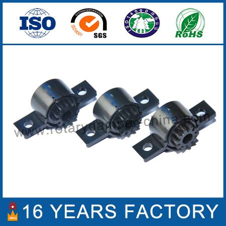 Motion Control Plastic Injection Rotary Damper
