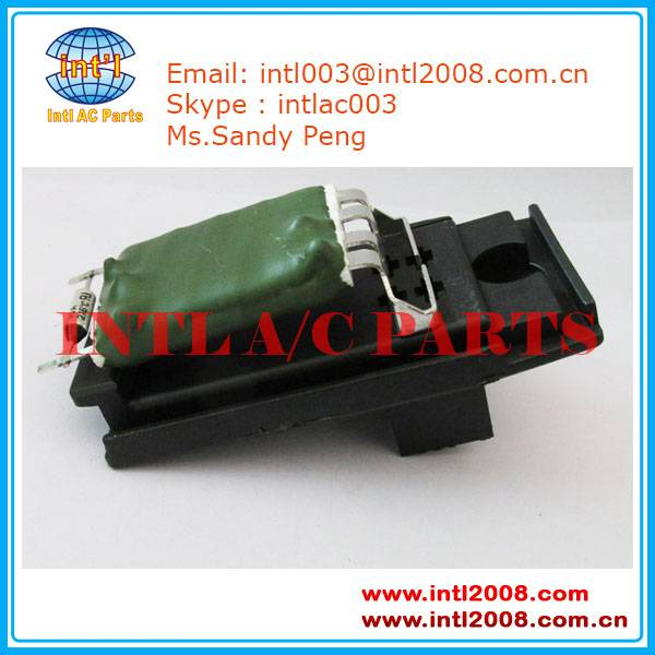 A/C rheostat HEATER REGULATOR RESISTOR Connect Heater Fan Blower Resistor FOR Ford Focus Mondeo Tran
