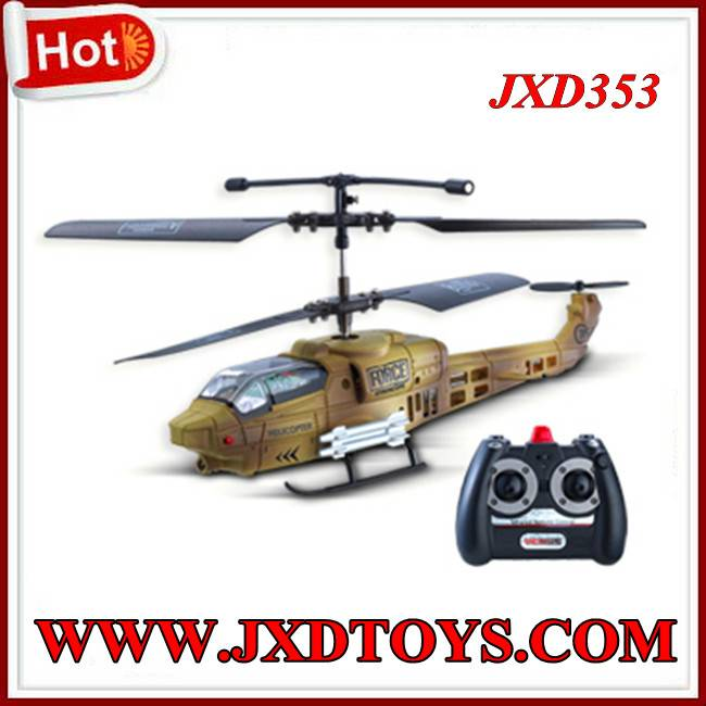 Jinxingda353-3.5CH Battle RC Helicopter With Gyro(2heli)