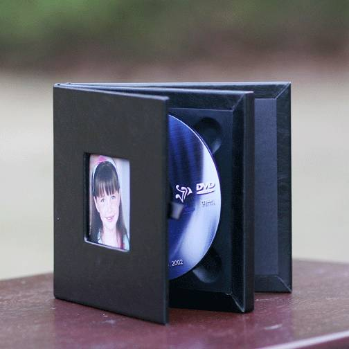 DVD case mold