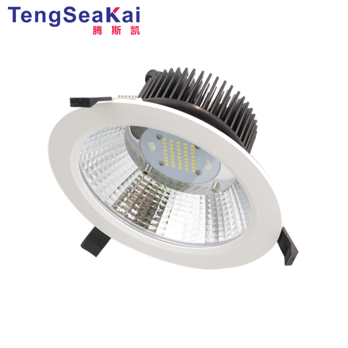 35W dimmable led downlight 0-10V /triac dimming