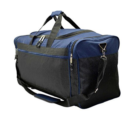 "25"" Extra Large Vacation Travel Duffle Bag"