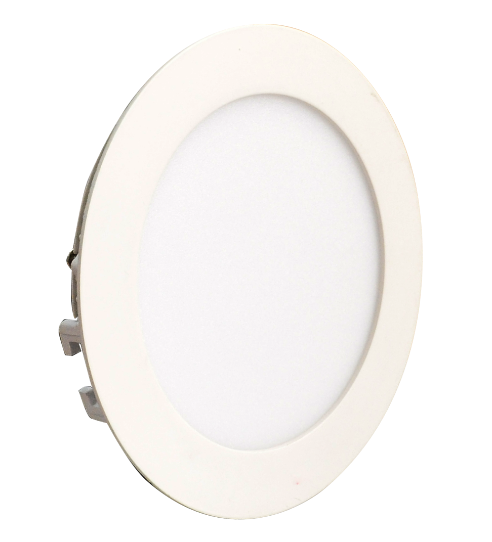 LED Panel circular Dien Quang (18W daylight F225)