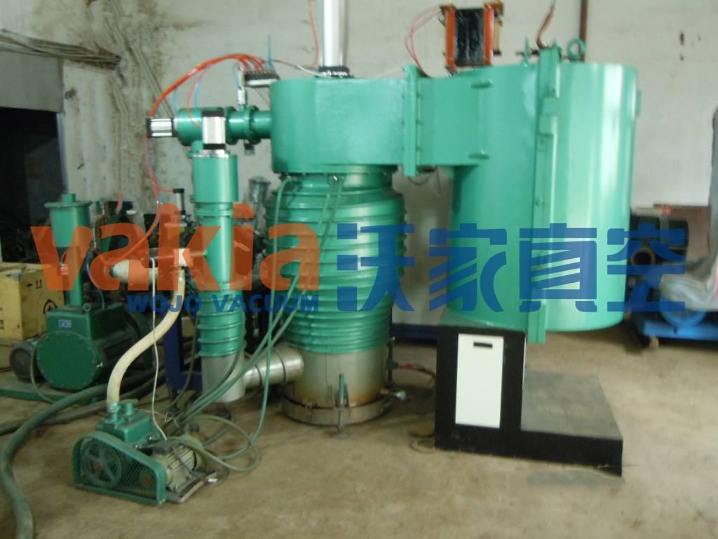 Plastic Metalizing(aluminum,chrome,stainless steel)vacuum coating machine