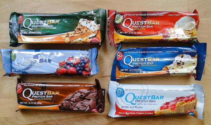 Nutritrion Protein Bars