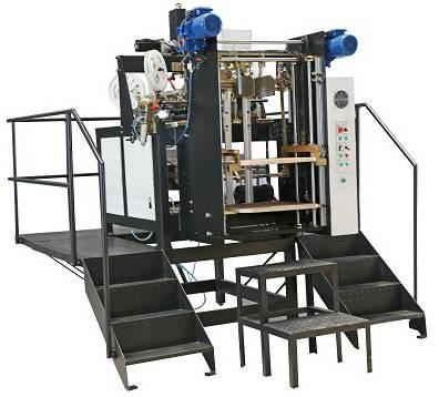 YX-6418D Automatic Box Corner Tapping Machine