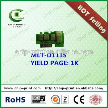 Toner chip MLT-D111S for Samsung Xpress M2022