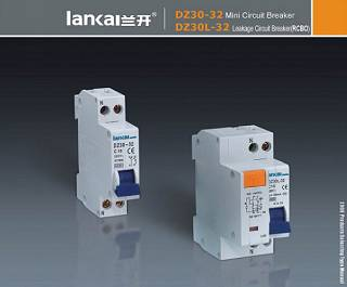 [Super Deal]DZ30-32 mini circuit breaker, circuit breaker, MCB, mcb-1P
