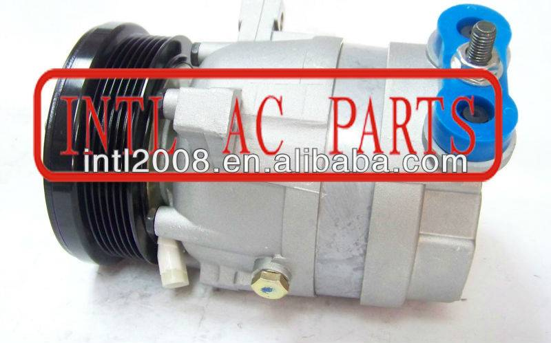 PV6 V5 AC Compressor OPEL Astra F Calibra Omega Vectra Chevrolet Daewoo LEGANZA 1131909 1135201 1135