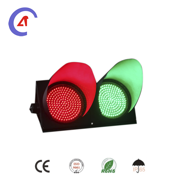 300mm Red/green led traffic signal heads