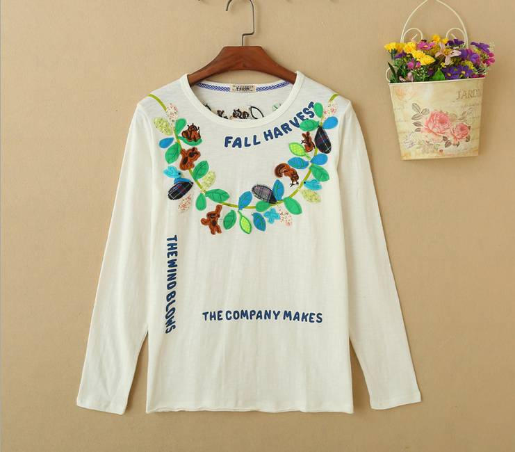 girl long sleeve  t shirts