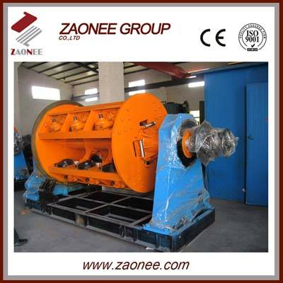 rigid frame stranding machine for cable wire