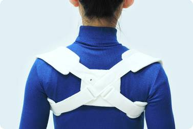 Deluxe Four Way Clavicle Splint - king kong medical