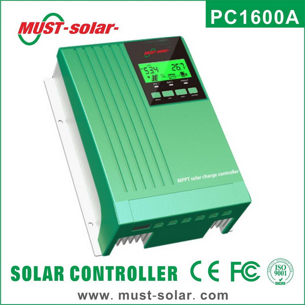PC1600A 20A/30A/40A Solar charge controller