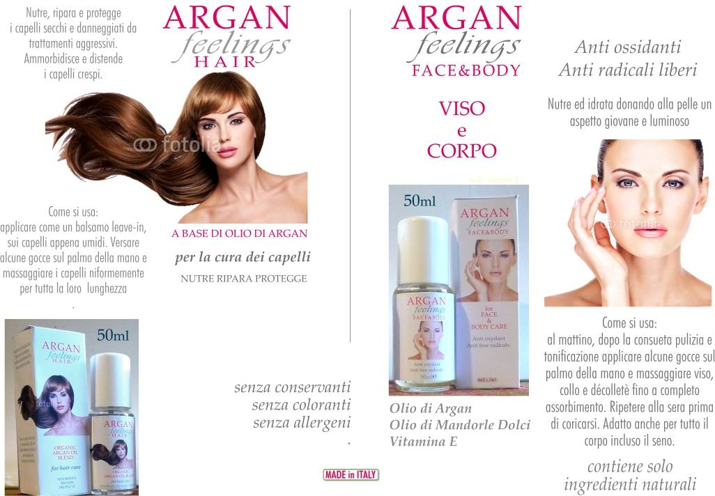 Argan Feelings