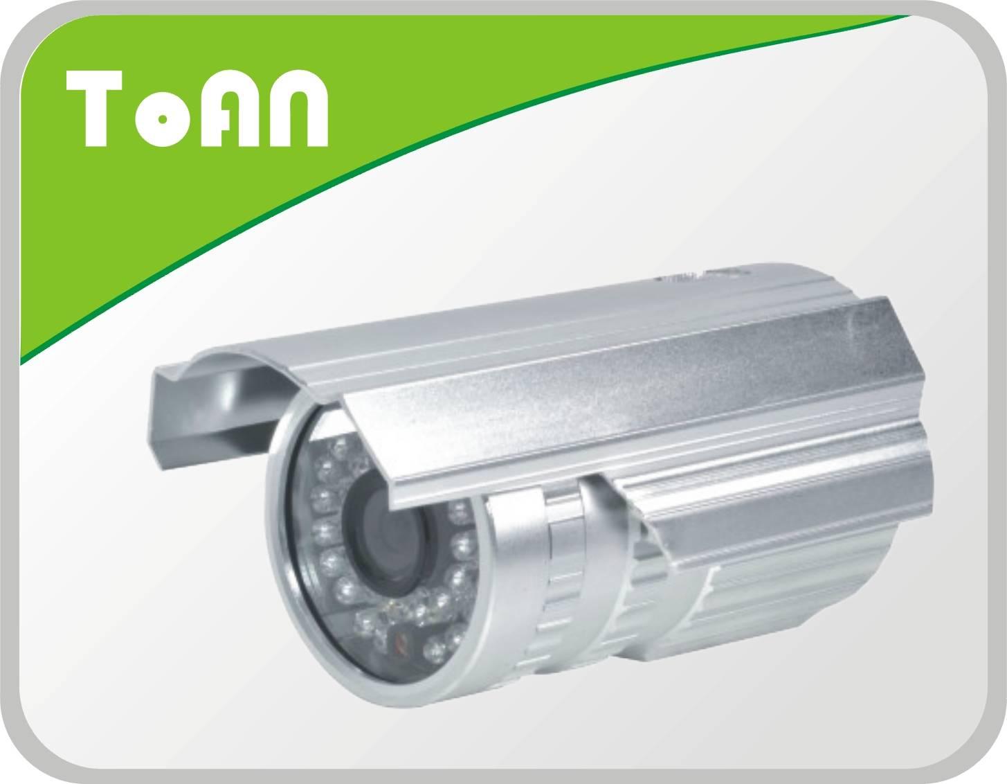 TOAN IP66 30M ir Bullet Waterproof web Camera creative web cameras  waterproof ir digital color ccd
